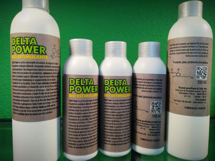 Delta Power Bio Estimulante de Algas