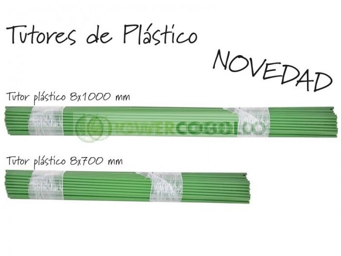 Tutor de Plástico