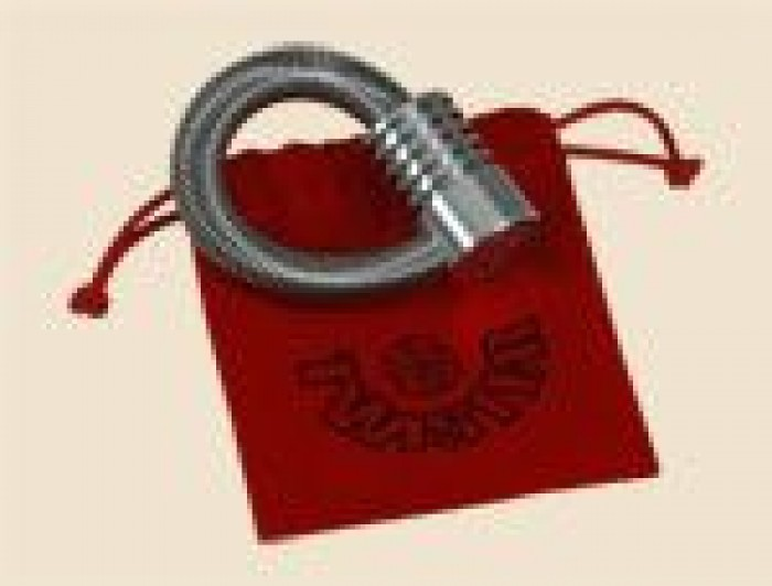 Pipa Metal Twister Pequeña 80 mm