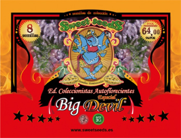 Ed. Especial Autoflorecientes Big Devil