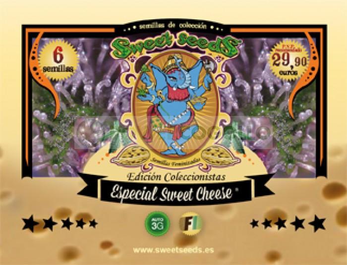 Ed. Especial Autoflorecientes Sweet Cheese Sweet Seeds Semillas Feminizadas