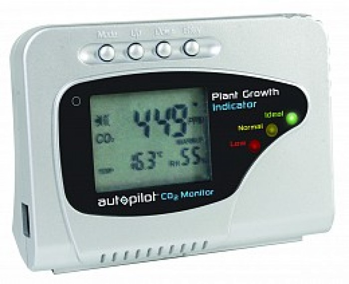 Medidor Co2 Monitor Digital Autopilot Barato