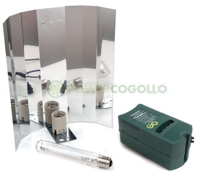 Kit 400 W VDL Sunmaster Dual Liso