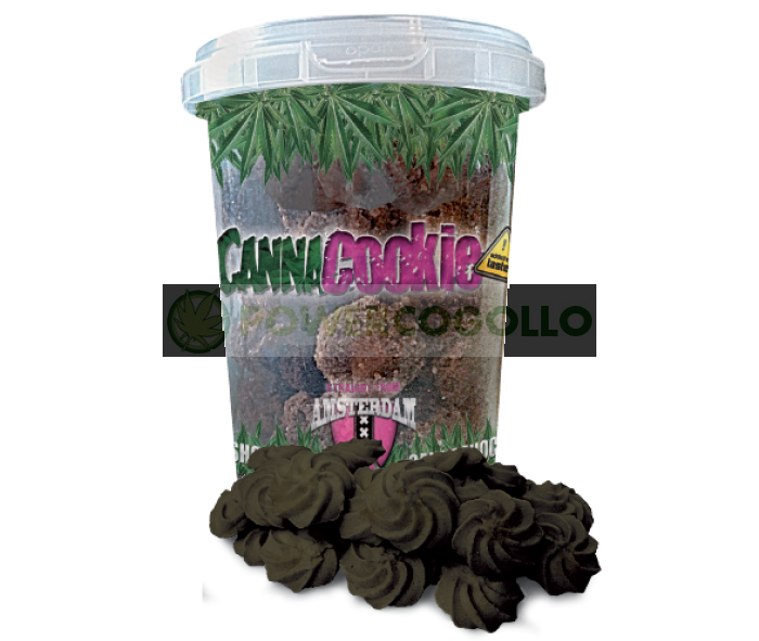 CannaCookie Chocolate Galletas con Marihuana
