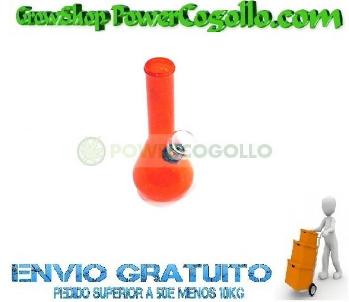 BONG CRISTAL COLORES 15cm BARATO