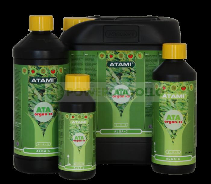 Alga C Ata Organics un abono
