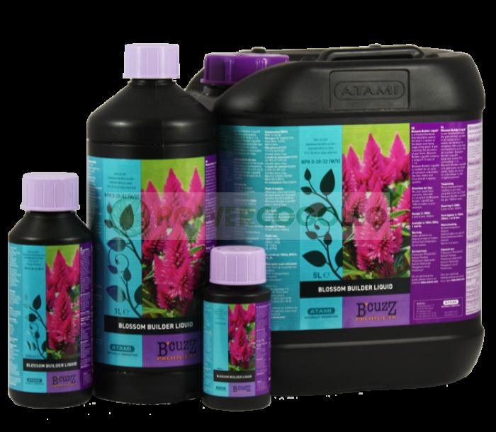 B' Cuzz Blossom Builder Liquid fin de floración