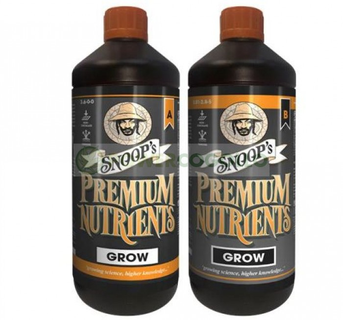 GROW A&B SNOOPS PREMIUM NUTRIENTS