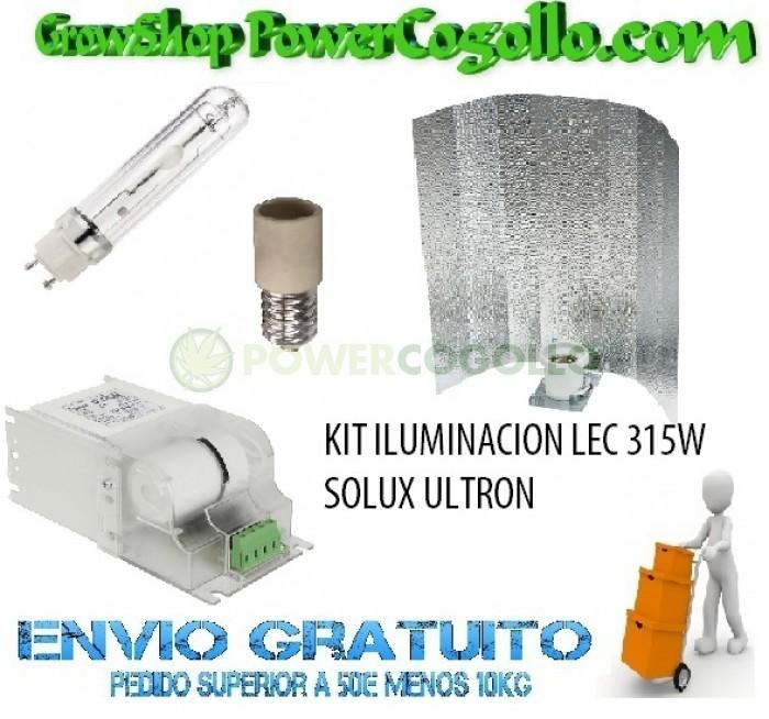 KIT ILUMINACION LEC 315W SOLUX ULTRON