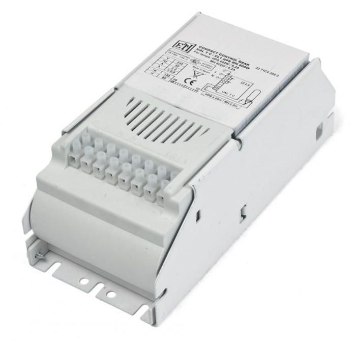 Balastro 600W ETI Electromagnético