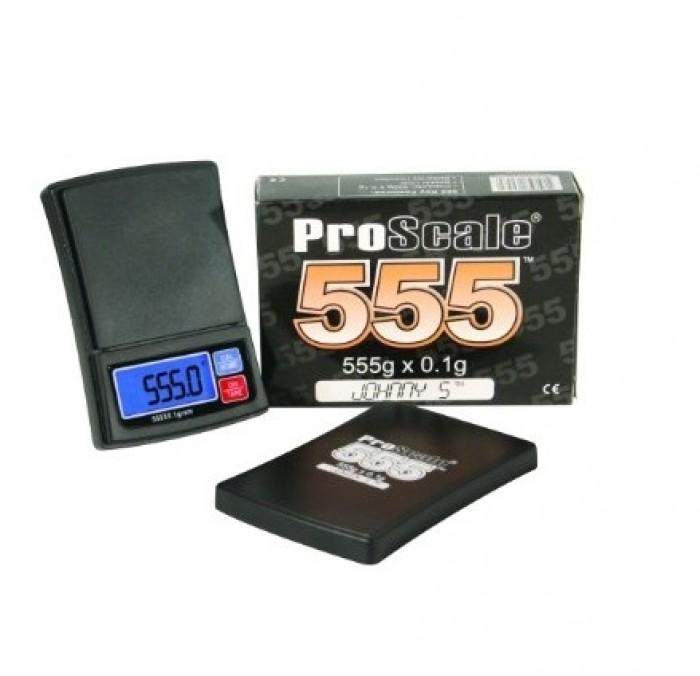 ProScale 555 Johnny 555 gr /0,1 gr bascula