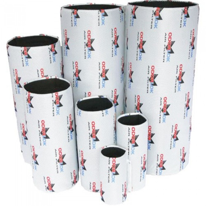 Filtro Odorsok 125x300 mm (475 m3/h)