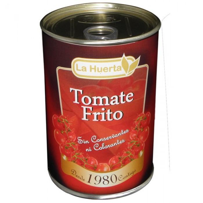 Bote Tomate Frito de Ocultación y camuflaje en su interior