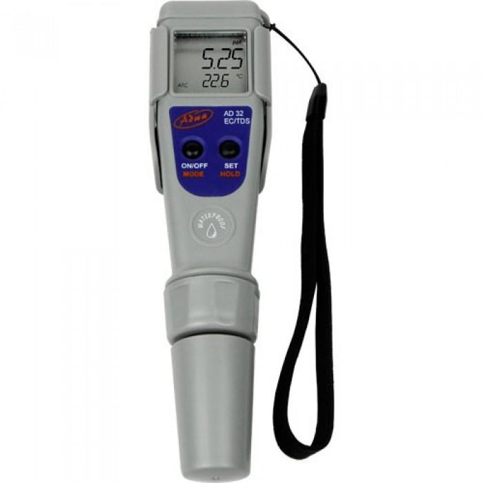 Medidor Ec /Temp. Adwa Dig. Waterproof (AD32A)
