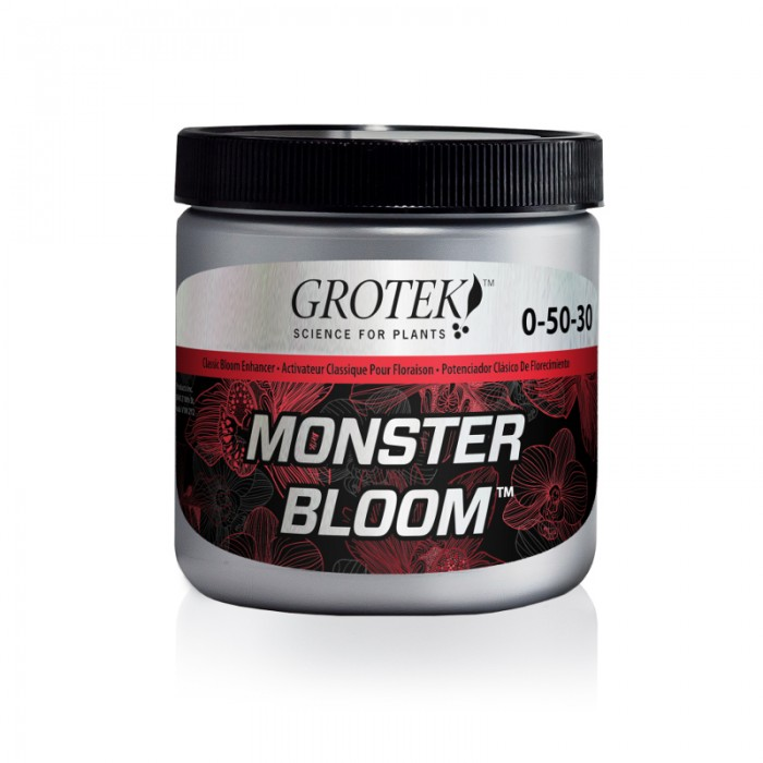 Monster Bloom de Grotek- PK Fin Floración