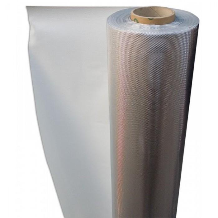 Plástico Reflectante Diamante-Blanco VDL