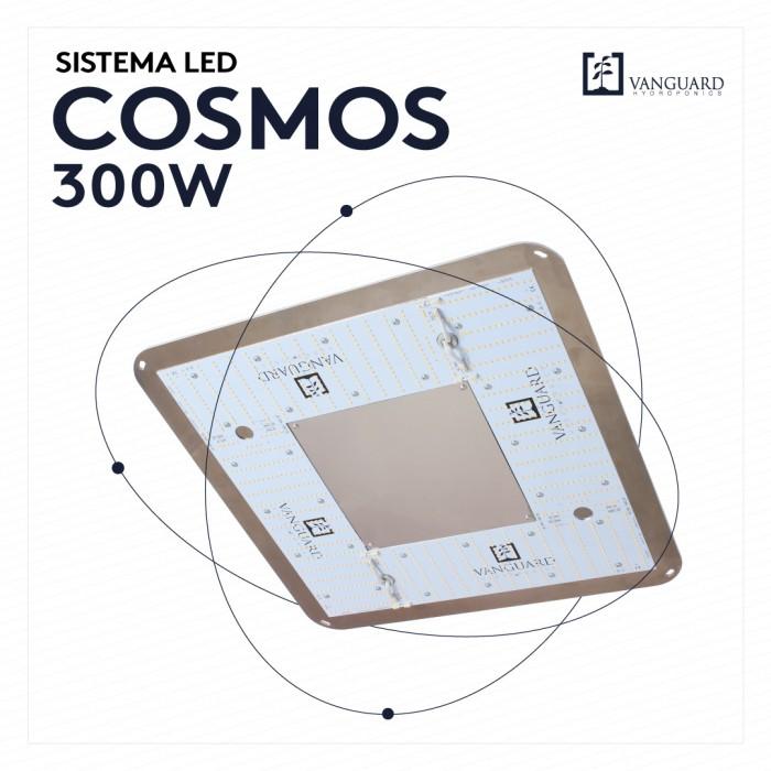 sistema-led-cosmos-300w-vanguard-hydroponics