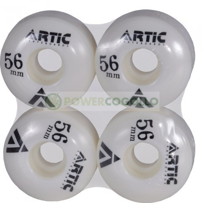 Z ARTIC Rueda Monopatin 56mm pack4uds