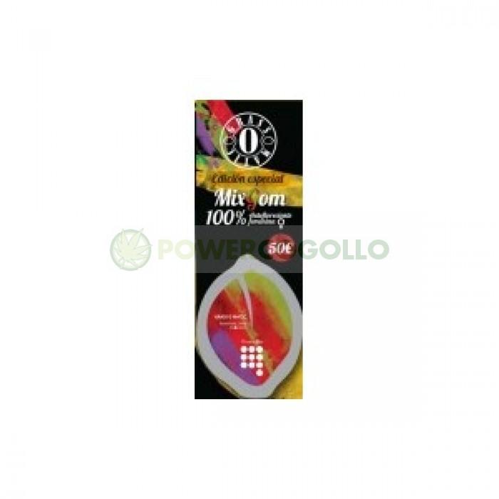Auto Mix Gom (Grass-o-matic Seeds) Semilla Feminizada Autofloreciente