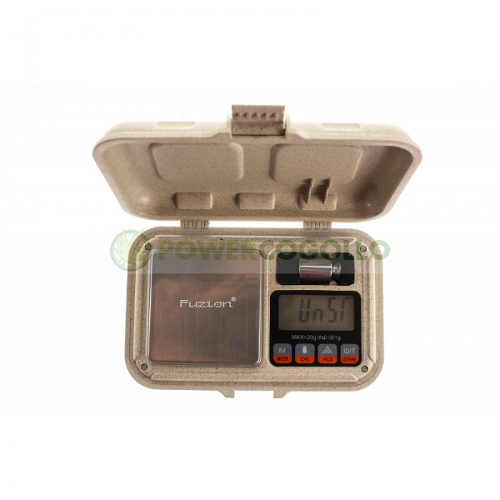Báscula Digital Fuzion BIO 20g - 0.001g