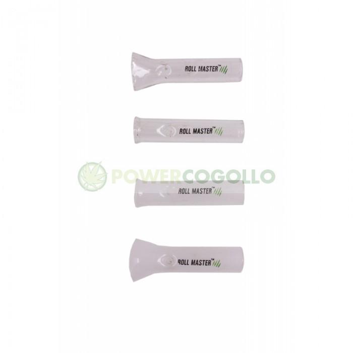 Boquilla Borosilicato Filter Tips (Roll Master)