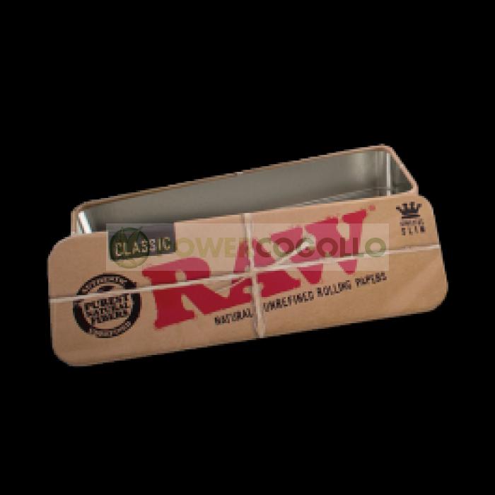 Caja RAW Caddy Metálica