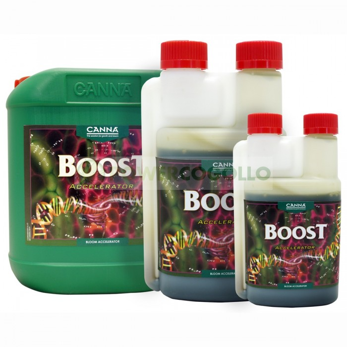 Canna Boost (fin floración) para el cultivo de Marihuana