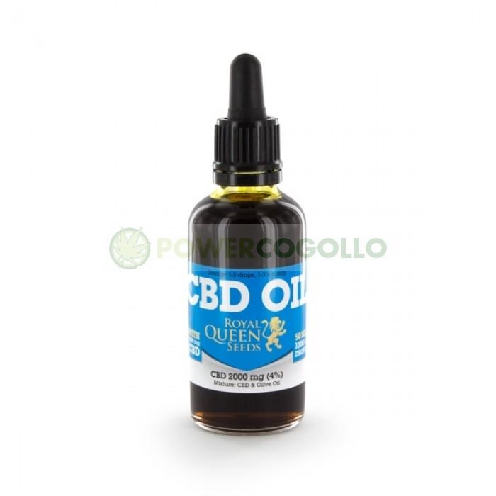 CBD OIL ROYAL QUEEN SEEDS 50 ML