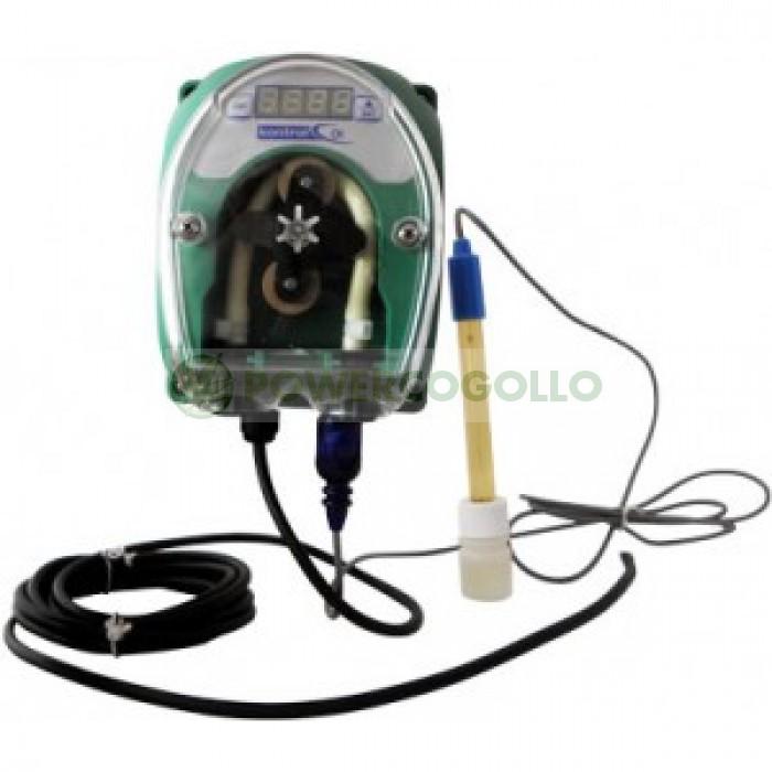 Controlador de pH Automático (con bomba)
