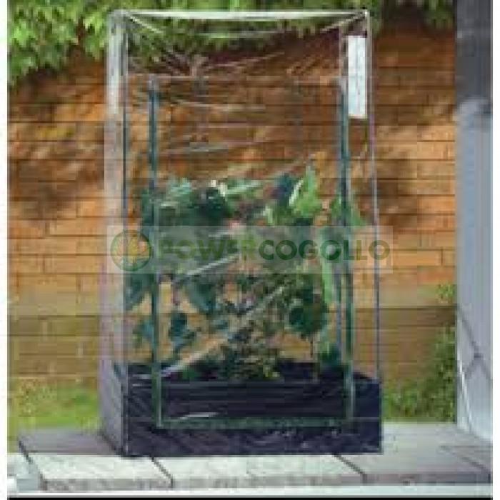 Cubierta de Plástico para Mini Grow Bed Invernadero