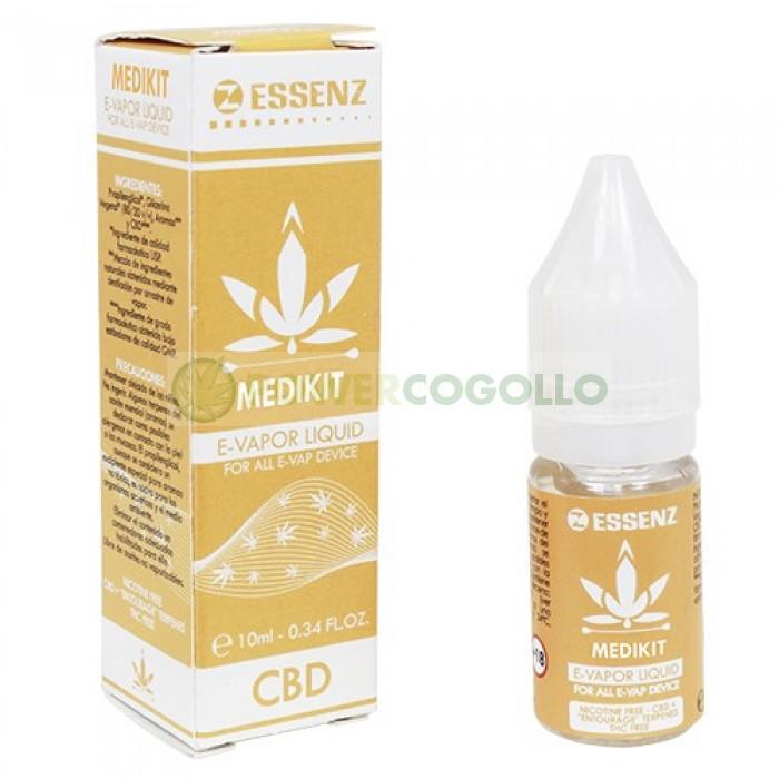 E-Liquid MediKit CBD 300mg 10ml Essenz
