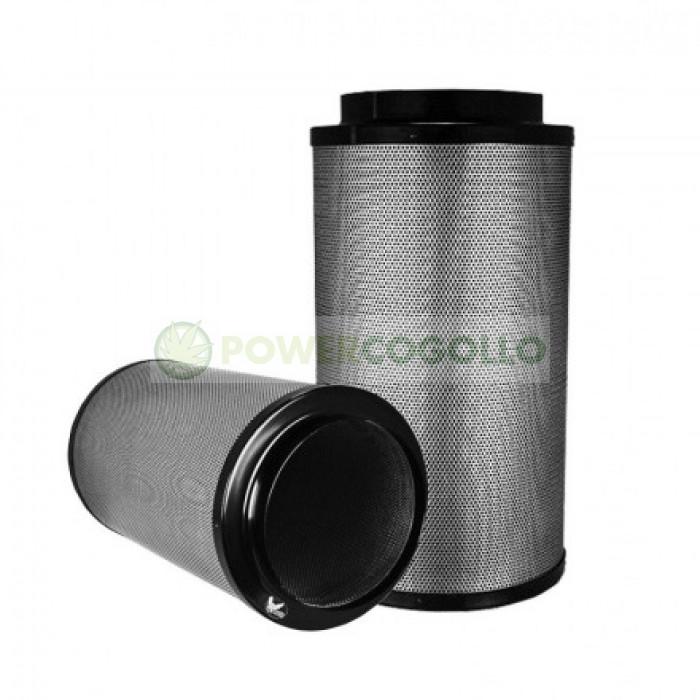 Filtro Carbón Activo Falcon Antiolor 150×600mm (900m3/h)
