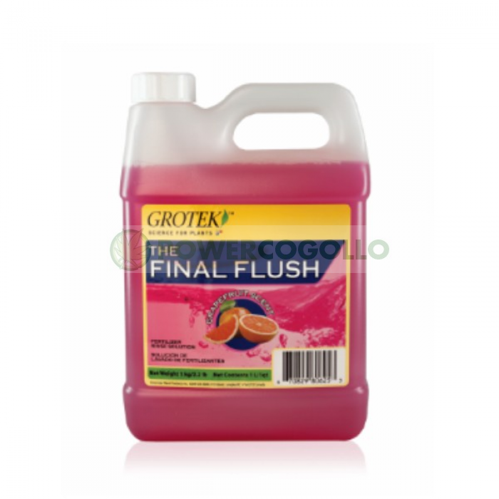 Final Flush sabor POMELO (Grotek)
