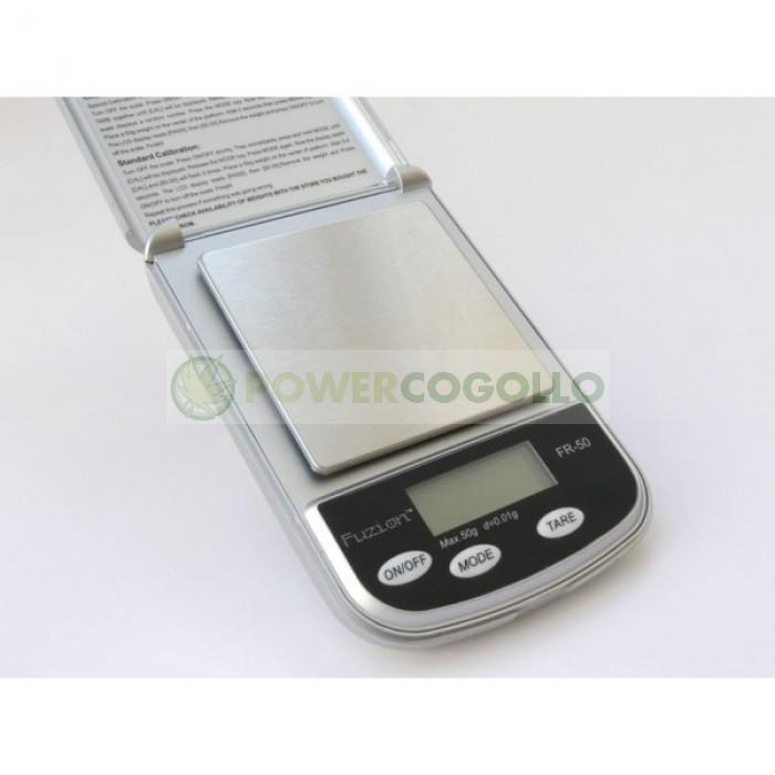 Báscula Digital FR-75 75 gr/ 0,01 g