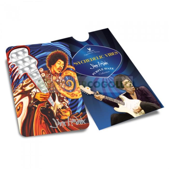 Grinder Tarjeta Moledora Jimi Hendrix, Psychedelic Vibes - Barato