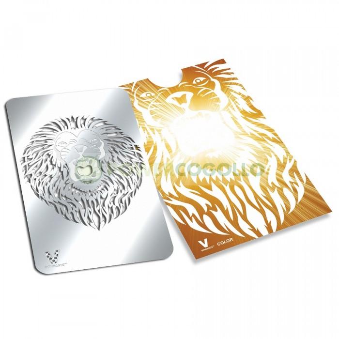 Grinder Tarjeta Moledora Roaring Lion