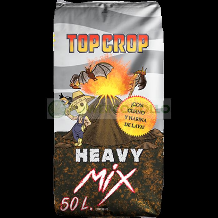 Heavy Mix 50 LT Sustrato Top Crop