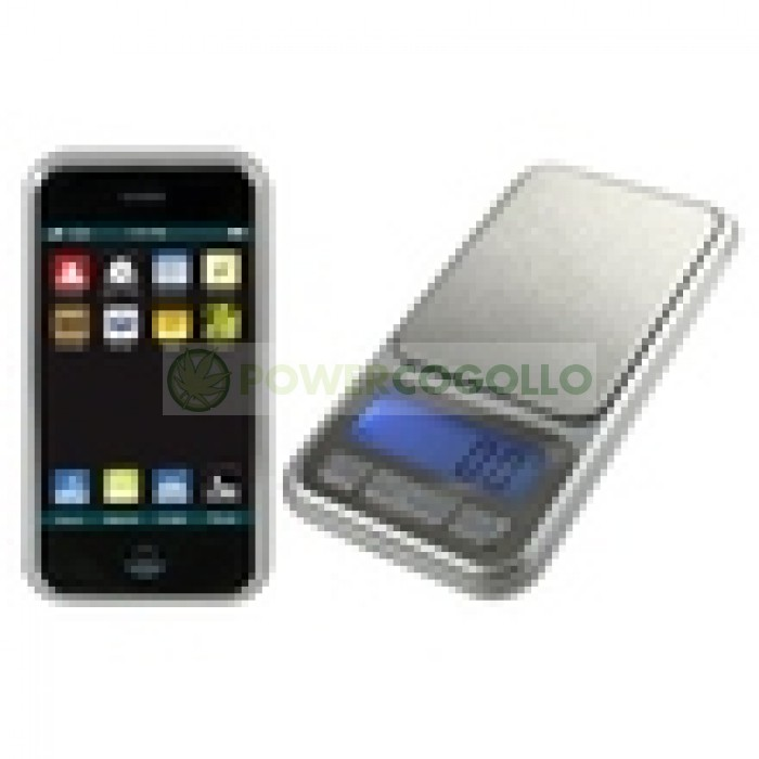 Fuzion Iphone 500gr/0,1gr. Balanza digital