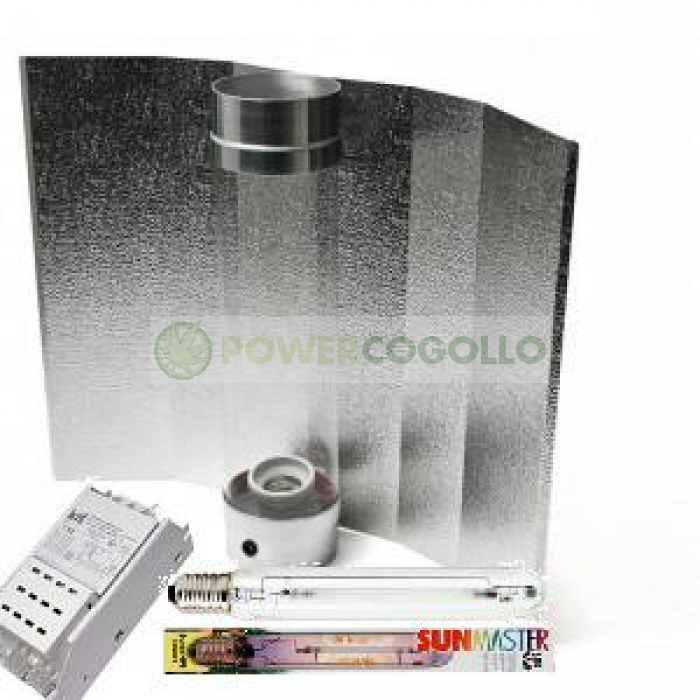 Kit 600 W Sunmaster HPS Cool-Wings 125