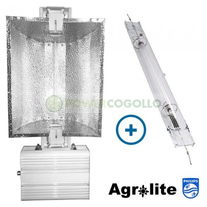 Luminaria 1000W Agrolite PRO+Philips GP