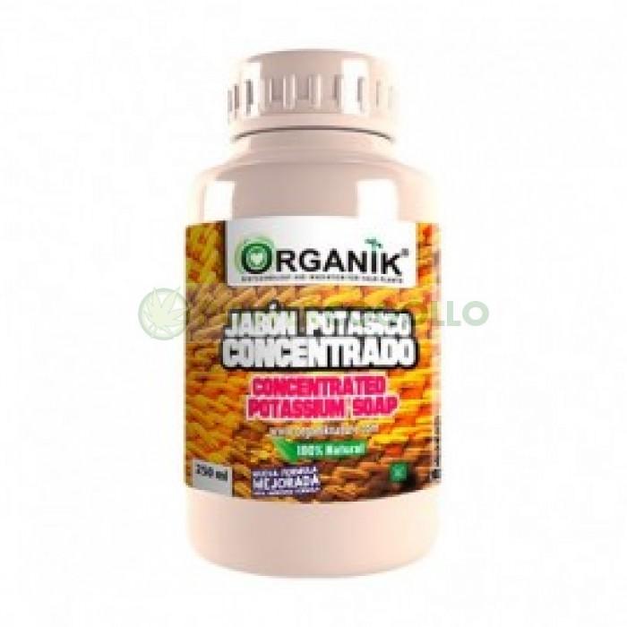 Organik Jabón Potásico Concentrado 1 litro