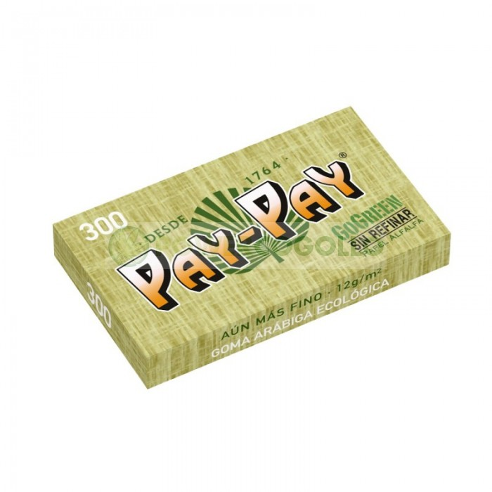 Pay-Pay GoGreen Verde 300 Papeles
