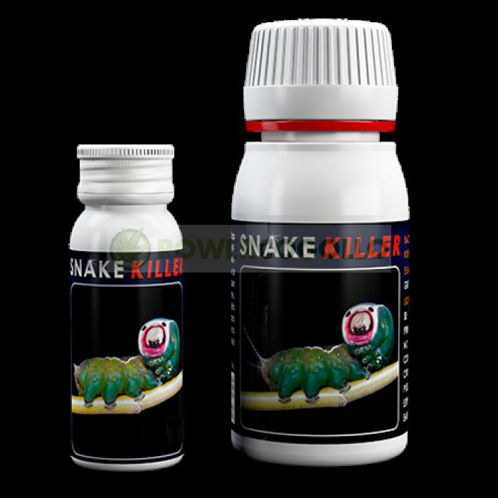 SNAKE POISON (Agrobacterias) Contra Orugas