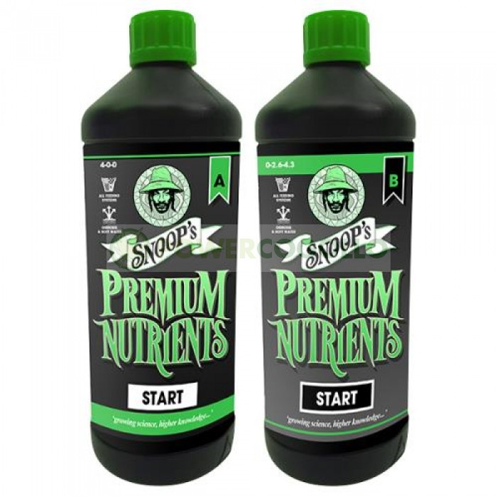 START A&B (SNOOP'S PREMIUM NUTRIENTS)