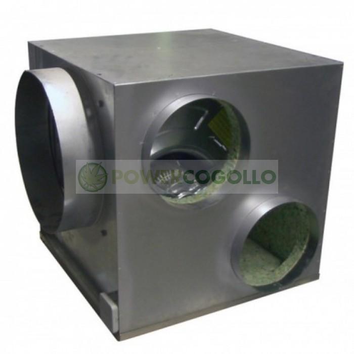 Caja Extracción Tornado Metálico Extractores muy potentes y más económicos del mercado.
