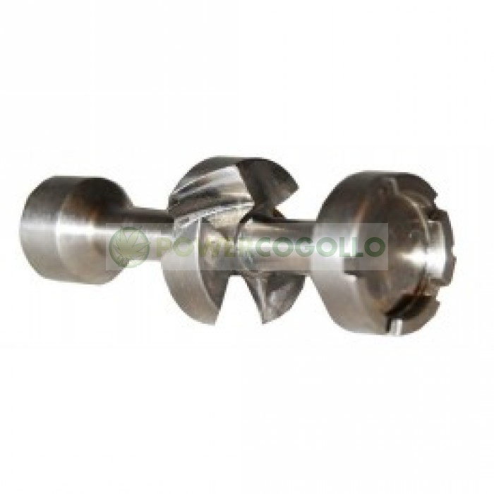 Tornillo de Titanio 19 mm accesorio para fumar BHO