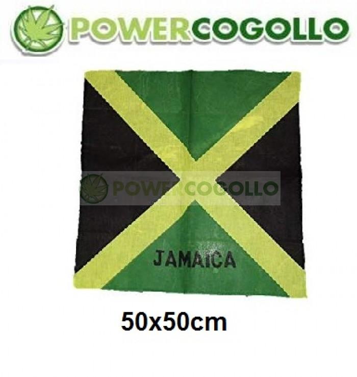 Bandana Jamaica 50x50cm