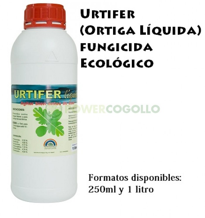 Urtifer (Ortiga Líquido) Trabe
