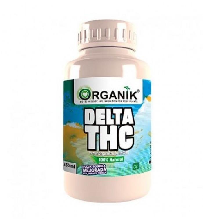 Organik Delta THC Abono para la floración Cannabis