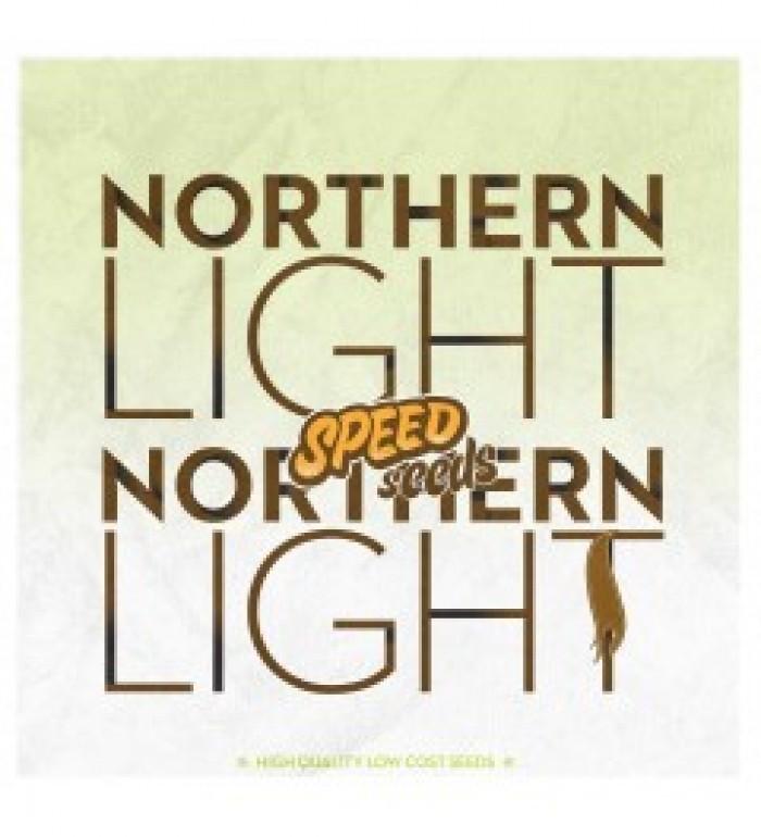 Northern Light x Northern Light 60 unds (Speed Seeds) Semilla Feminizada Cannabis